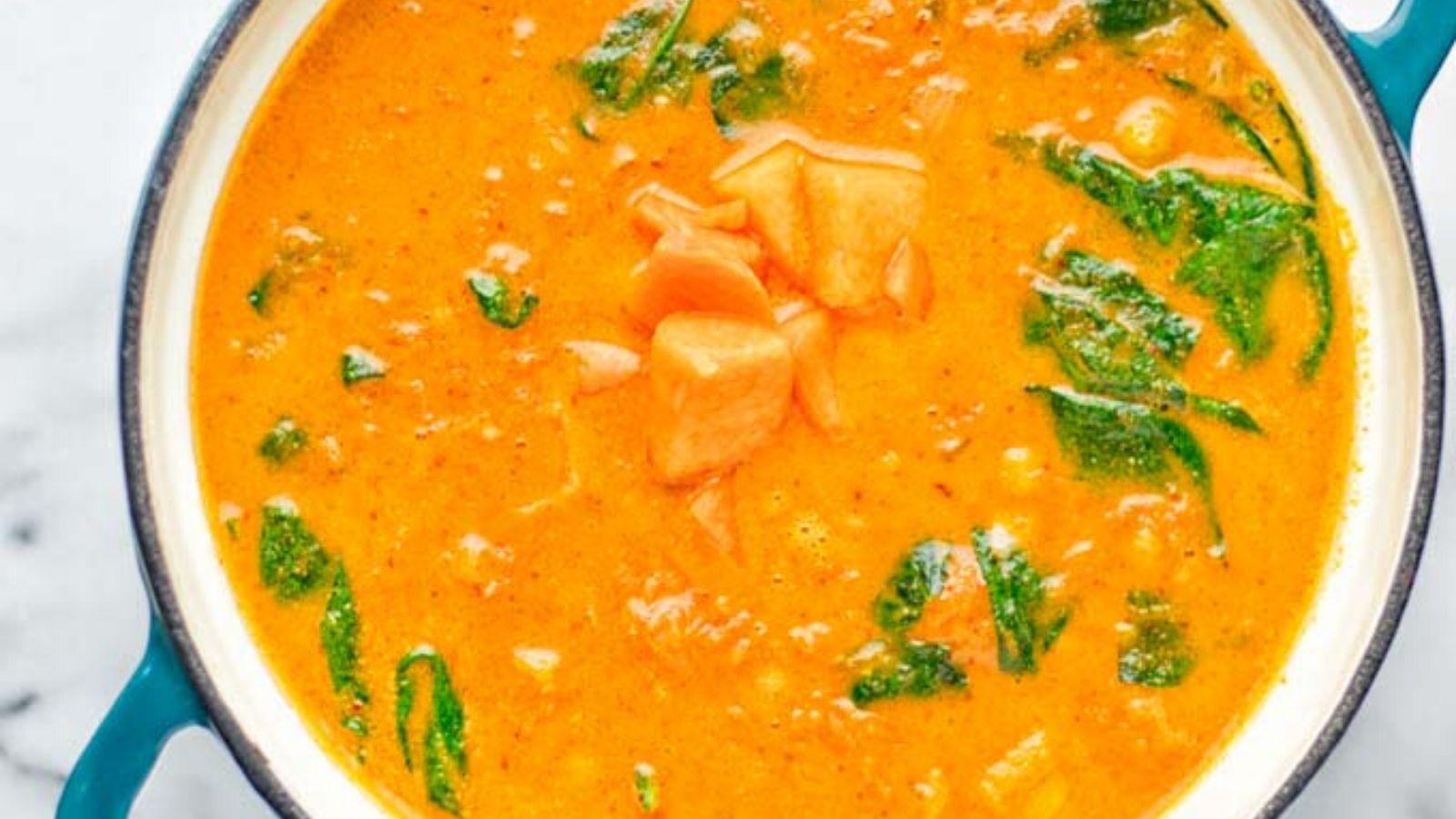One Pot Immunity Soup
