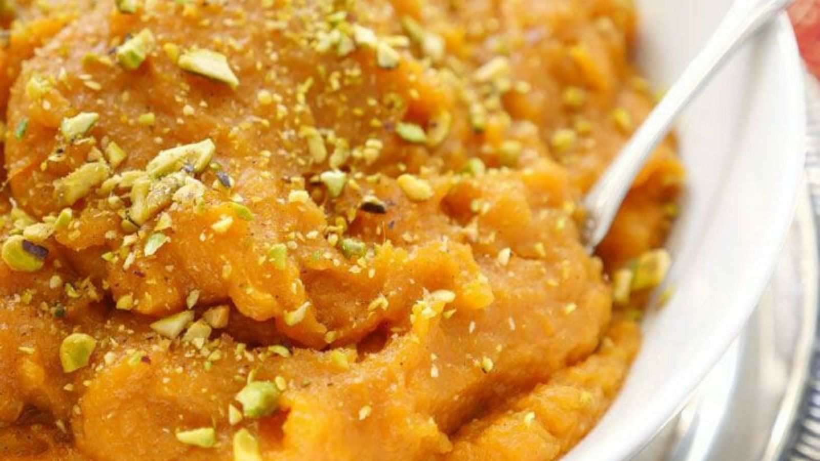 Sweet potato halwa
