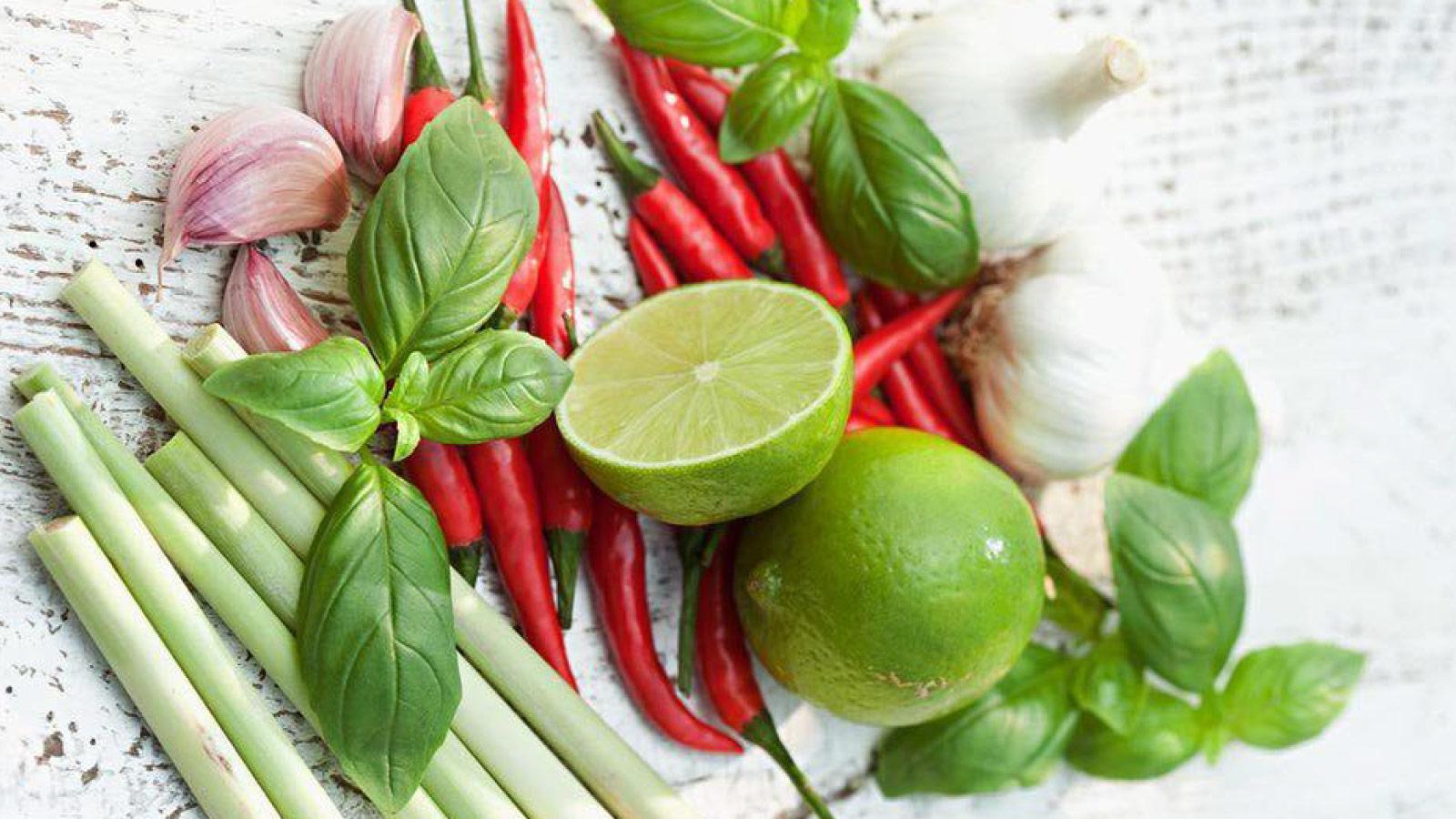 Curry Paste Thai Style