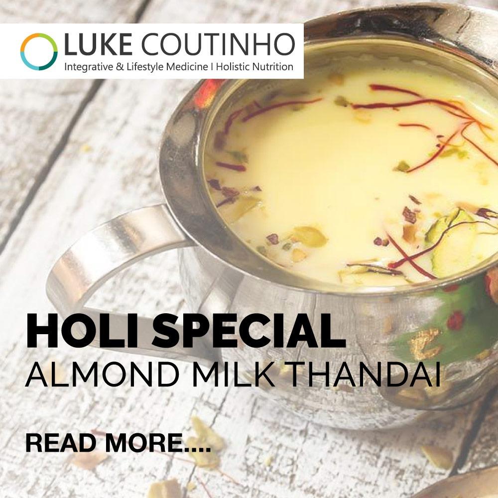 Holi Thandai