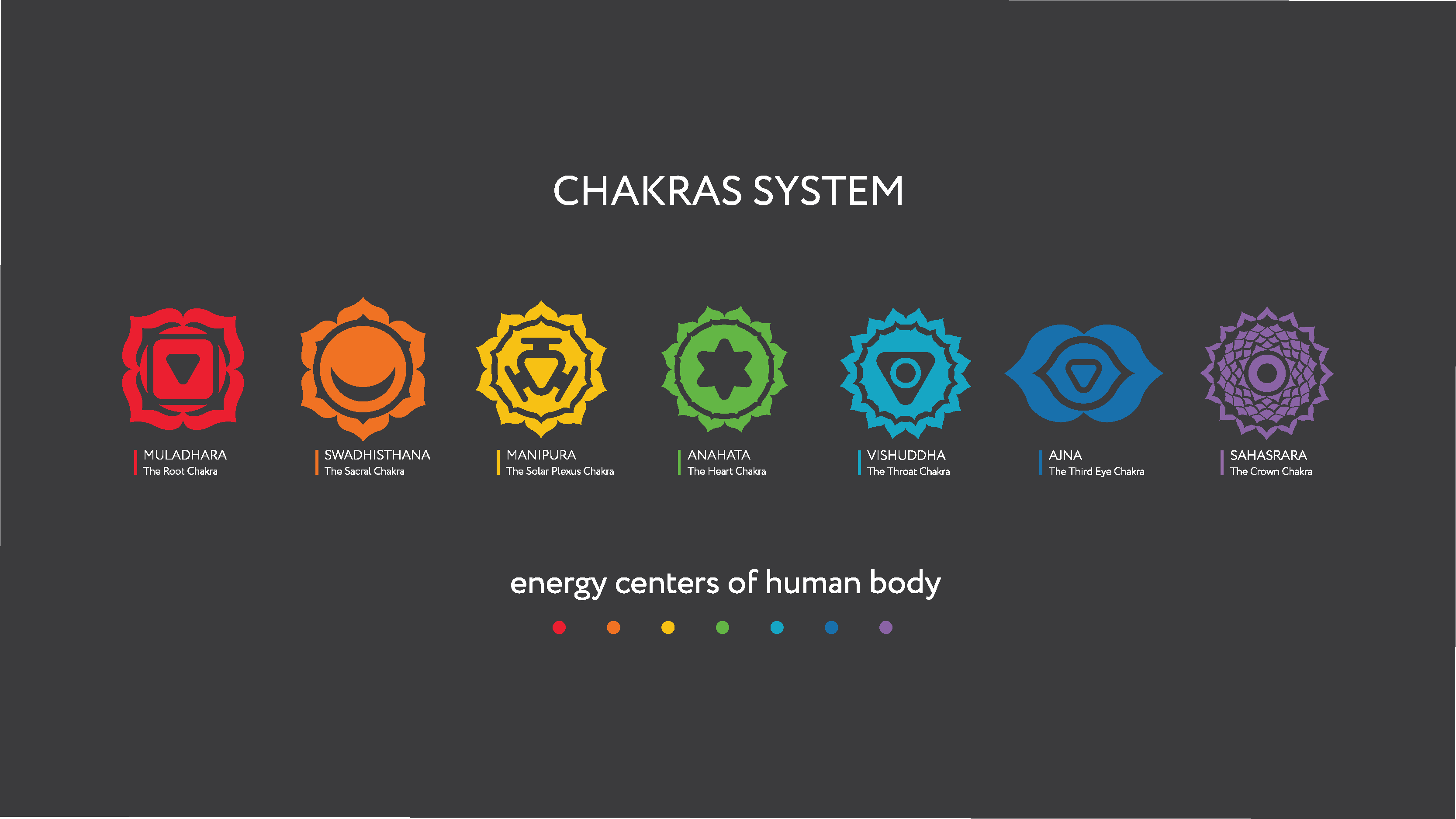 Align Your Chakras - 7 Chakras